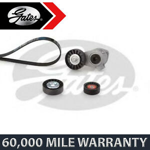 FOR LAND ROVER DISCOVERY 2.7 3.0 DIESEL (2004-) GATES TIMING CAM BELT KIT