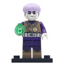 Green Lantern Bizarro - DC Universe Lego Moc Minifigure Gift For Kids