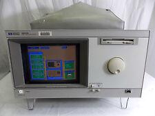 Hp 16500B Logic Analysis System W/ 16550A & Two 16555A Module