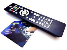 * nuevo * Reino Unido Stock Reemplazo 52pfl5522d/05 Control Remoto Para Televisor Philips