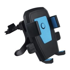 360° Car Mount Automatic Lock Cell Phone Holder Stand Cradle Bracket New