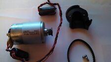 Neato Vacuum XV- Working Brush Motor assembly+belt+guard - USED original parts