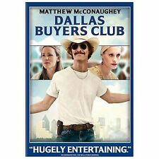 Dallas Buyers Club (DVD)  ~  New & Factory Sealed!