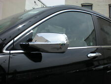 2007-2011 Honda CRV chrome mirror door handle cover trim package