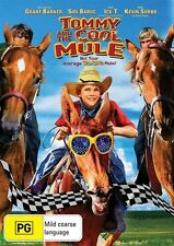 TOMMY and THE COOL MULE Grant Barker DVD  R4 - New - PAL