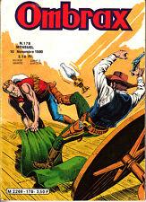 OMBRAX N°178 DE NOVEMBRE 1980 EDITIONS LUG