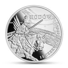 Poland / Polen 2018 - 20zl The Polish Thermopylae - Hodow