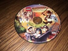 LEGO Indiana Jones 2: The Adventure Continues (Nintendo Wii, 2009) - Disc only