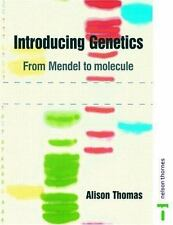 Introducing Genetics: From Mendel to Molecule