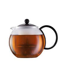 BODUM Teekanne 1 0l schwarz Assam