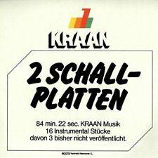 KRAAN - 2 Schallplatten (1983) +++KULT+++