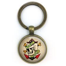 Sailor Jerry 25mm Keyring Keychain