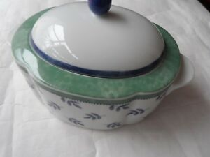 Villeroy & Boch Switch 3 Oval Covered Vegetable Dish New Unused Discontinued