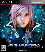 USED ​​ PS3 Lightning Returns Final Fantasy XIII