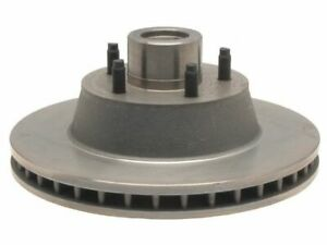 For 1980 Dodge B100 Brake Rotor and Hub Assembly Front Raybestos 78211YY