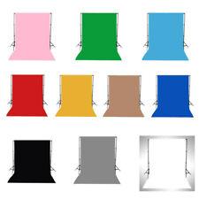 5x7Ft Vinyl cloth - Pure Color Photo Background Photography Studio Backdrop Prop