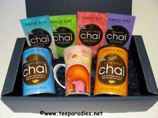 Teeparadies-net Präsent: David Rio Chai Präsentkorb Elephant Vanilla Tiger Spice