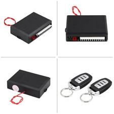 Auto Car Central Control Keyless Entry Door Locking Remote System Accessory