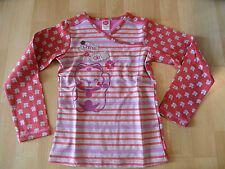 CAKEWALK schönes Langarmshirt Glückskatze China Girl Gr. 128  2010 NEU ST116