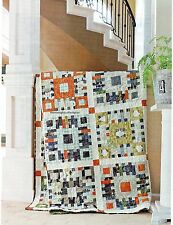 Crack The Code Quilt Pattern Pieced SH
