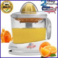 Electric Citrus Juicer Orange Press Extractor Fruit Juice Squeezer Machine 34 oz