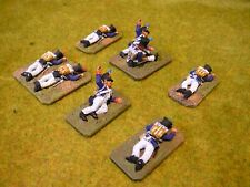 28mm FRONT RANK Napoleonic French casualties  painted wargames figures (lot1)