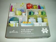 The Artsy Kitchen Jigsaw Puzzle by Hallmark