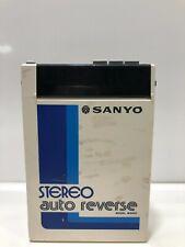 Sanyo M6060 Cassette Player Walkman