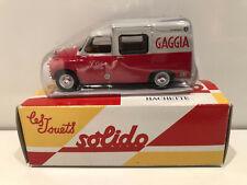 1/43 Solido Voiture Miniature Seat Formichetta Année 1964 Neuf