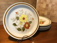 Set of 6 Dinner Plates - Old Brook Collection Stoneware Stonecreek, Trailwoods