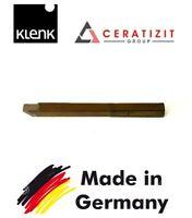 ceratizit Tungsten Carbide TiAIN Square Tool Bit CNC Lathe Blank 10x10x150