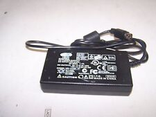 Genuine Lacie Sunfone 4 Prong External Hard Drive Power Supply 12 / 5 Volts 2Amp
