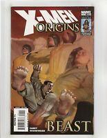 X-Men Origins: Beast #1 VF/NM 9.0 Marvel Comics