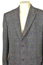 DIGEL HARRIS TWEED Men's Jacket Blazer Herringbone Country Hacking UK 46