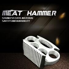 Knuckle Meat Hammer Pounder Tenderizer Steak Beef Chicken Aluminium Kitchen Tool
