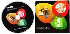 NERO 10 MULTIMEDIA SUITE Vollversion DVD 3-in-1 BackItUP Brennsoftware
