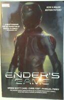 Marvel Ender's Game Graphic Novel Orson Scott Card