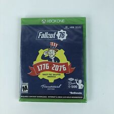 Fallout 76 Tricentennial Edition Xbox One Brand New Sealed