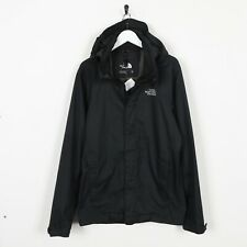 Vintage THE NORTH FACE Small Logo Hooded Coat Jacket Black XS