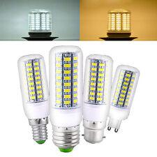 E27 E14 G9 B22 9W 12W 15W 5730 LED Glühbirne Birne Mais Licht Leuchtmittel Lampe