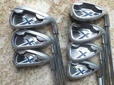 Callaway X20 Irons 5-SW Uniflex Steel Shafts