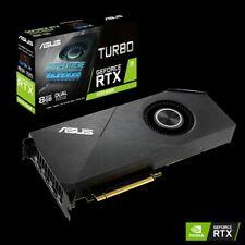 ASUS GeForce GTX 2080 SUPER EVO 8GB GDDR6 TURBO-RTX2080S-8G-EVO PCI-E Video Card