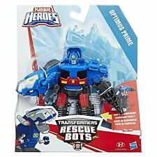 Transformers Playskool Heroes Optimus Prime T-Rex Action Figure