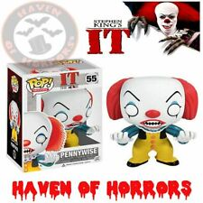 Stephen King's It Pennywise Clown Pop! Vinyl