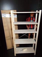 "1/6 Ivar ikea - 12"" estante Shelves rack Miniature for Action Figures, Dolls"