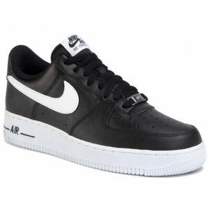 Nike Air Force 1' 07 AN20 Herrenschuhe Turnschuhe Sneakers Black CJ0952 001 SALE