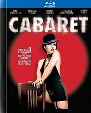 Cabaret Blu-ray 1972 Liza Minnelli Digibook