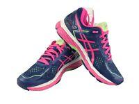 ASICS Gel Kayano 22 Running Shoes T597N Purple Pink - Womens Size 8