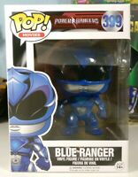 FUNKO POP Movies Power Rangers: Blue Ranger Action Figure #399 - BRAND NEW