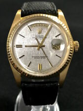 Rolex Day-date II President 18K Solid Yellow Gold  39139.04 Watch